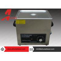 Silver Mechanical Ultrasonic Cleaners Ultrasonic Cleaning Tanks Manufactures