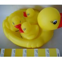Quality Phthalate Free Cute Baby Rubber Duck Decorated Floating For Baby ShowerWater Resistant for sale