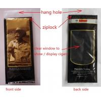 Professional Cigar Humidor Bags With Gravure printing Hot Sale In USA For Cigars Moisturizing Manufactures