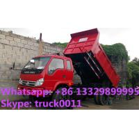 95 HP 4*2 FORLAND Small Dump Truck for sale 3 ton, factory direct sale forland brand 4*2 RHD mini dump truck for sale Manufactures