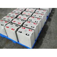 Quality Solar Power Battery Sealed Lead Acid Battery 600ah No Corrosive Long Service for sale