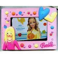 New Eco-friendly,non-toxic material Pvc. rubber, silicone products photo frame arts crafts Manufactures