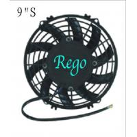 High Efficiency Universal Engine Radiator Cooling Fans Max 1730 RPM Speed Manufactures