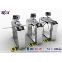 TCP / IP Door Security Access Control Turnstiles RFID Automatic Tripod Turnstile Gate Manufactures