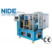 Automatic Production Stator Motor Winding Machine High Efficiency For Coil Lacing Manufactures
