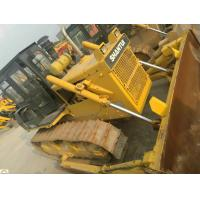 Quality Almost New Shantui SD16 Bulldozer , Used Crawler Dozers With Original Engine And Pump for sale