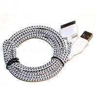 Durable 30 Pin Micro USB Charging Cable , 1m 2A Extension Micro USB Data Cable Manufactures