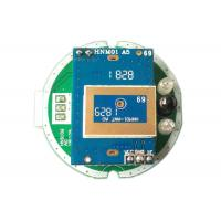 Remote Controllable Microwave Alarm Sensor Enhanced Detection Range
