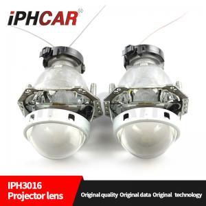 China IPHCAR Wholesale LHD/RHD Light Universal HID Bi-xenon Headlight Projector Lens HD Car Headlight on sale