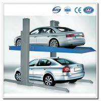 Double Car Parking System Portable Car Parking System Car Park Hoist Car Lift Manufactures