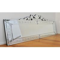 Frameless Extra Large Venetian Mirror 150 * 2 * 70cm H Size Durable Structure Manufactures