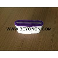 Purple Soft and Comfortable Cohesive Elastic Bandage Adheres to itself Manufactures