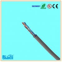 cat5e cable price per meter from china indoor using 2 pair 4 pair available Manufactures