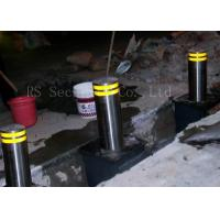 Car Parking Vehicle Hydraulic Bollards Automatic Rising Bollards Manufactures
