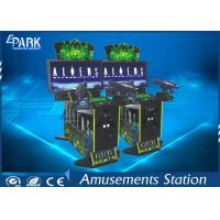 110V Aliens Shooting Arcade Machines , 1 Player Shooting Games Manufactures
