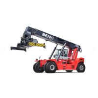 45ton reach stacker 45ton container reach stacker manufacturer 45T container lift truck Manufactures