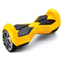 China Yellow Portable Standing 2 Wheel Motorized Scooter Mini Segway Hoverboard on sale