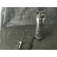 Hand Held Metal Garden Sprayer / Powerful Stainless Steel Knapsack Sprayer