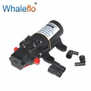 Whaleflo 12v 4.3LPM dc yacht micro propumps rv water pump Manufactures
