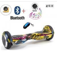 Bluetooth Electric Scooter Skateboard , Self Balancing Scooter Manufactures