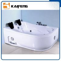 Customized Color Bathroom Jacuzzi Tub Shower Combo Hydromassage Tub With Loud Speaker Manufactures