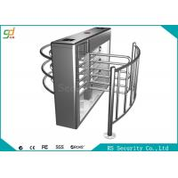 Prison Security  Full Height Turnstile May And Consumer/Electronic Ticket System Manufactures