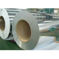 Cold Rolled 304 Stainless Steel Coil 700 - 1500mm Width For Construction Manufactures