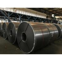 Cold Rolled Steel Strip Coil 508 / 610mm Inner Diameter Full Hard / Annealed Manufactures