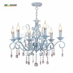 Modern led crystal chandeliers for kitchen room Livingroom Bedroom Avize K9 crystal lustres de teto chandelier lamp Manufactures