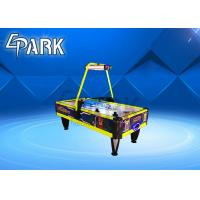 220V Redemption Sport Video Arcade Game Machines / Kids Air Hockey Table Manufactures