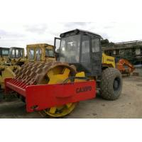 Quality 14 Ton Used Construction Equipment Roller Dynapac CA30PD Double Drum 2,200rpm for sale