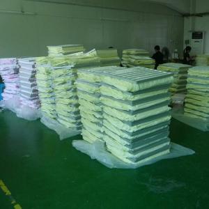 Quality F5 F6 F7 F8 F9 glass fiber / synthetic Pocket bag air filter / bag filter for sale