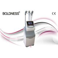Skin Whitening Cavitation RF Fat Loss Slimming Machine For Abdomen / Buttocks Manufactures
