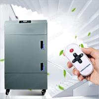 700W Durable Digital Efficient laser cutter extraction Fume Filter Filtration Systems Manufactures