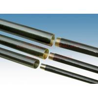 Heat Treatment PWL PC Wireline Drill Rods 1.5m 3m 114.3mm / 101.6mm Drill Pipe Manufactures