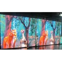 Buy cheap Large Viewing Angle Commercial 6mm Pixel LED Screen / SMD Led Display from wholesalers