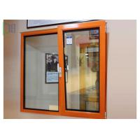Buy cheap Commercial Double Glazed Tilt And Turn Windows Vertical / Horizontal Opening from wholesalers