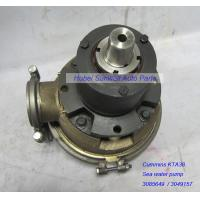 China Original Cummins sea water pump 3085649, KTA38-G2 engine water pump 3049157 on sale
