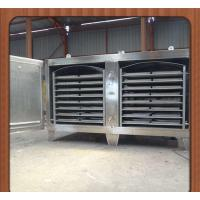 1 - 20Ton Vacuum Tray Dryer No Cross Contamination Touch Screen Control Manufactures