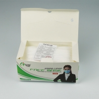 Medical Grade Dust Proof 3 Ply Non Woven Face Mask Manufactures