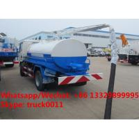 Quality Factory customized JAC brand 4*2 LHD 4m3 fecal suction truck for sale, HOT SALE! China cesspoolage tank truck for sale