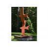Buy cheap Animals Birds Style Corten Steel Sculpture , Abstract Corten Steel Architecture from wholesalers
