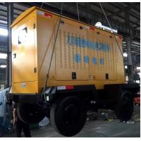 1500RPM Mobile Power Generator 150KVA With Yuchai Engine 6L Cylinder Manufactures