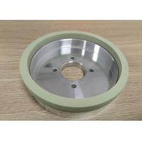Hole 31.5mm Vitrified Diamond Wheels Abrasion Resistance High Efficiency Manufactures