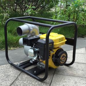 High efficiency 4 Stroke Gasoline Water Pump , petrol engine water pump Manufactures