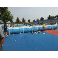 Quality Square  Inflatable Family Pool For Competition,having Some Fun,even school swimming lesson for sale