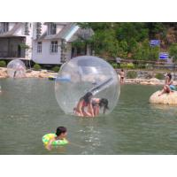 Beach PVC Water Toys Inflatable Walking Balls For Adults 2 Meters Diameter Manufactures