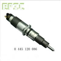 Diesel Spare Parts Diesel Fuel Injectors , Petrol Fuel Injector 0 445 120 086 Manufactures