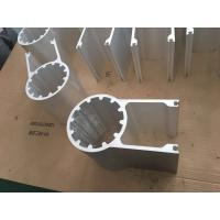 Quality CNC Cutting Aluminium Industrial Profile for Mechanical Arm / Robotic Arm for sale