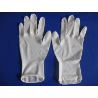 100% latex; Powder free and non-sterile Disposable Latex Glove Manufactures
